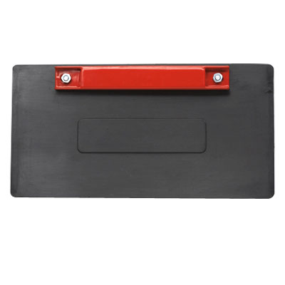 Car Dealer Rubber License Plate Holder Picture