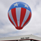 Giant 8' Hot Air Balloons Stars & Stripes{EZ540}