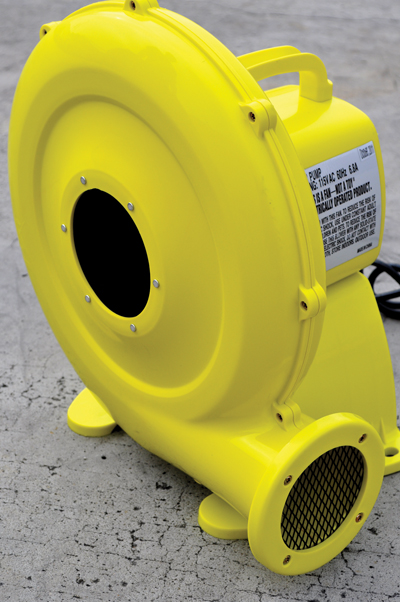 Air Blower Face : Air blower for gorilla inflatable ez ezlettering